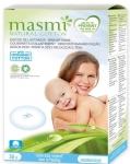 Cotton Breast Pads 30 Units-Masmi