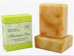 Himalayan Lime Soap 100 Gms-SOS Organics