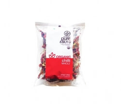 Chilli Whole 200 Gms - Phalada
