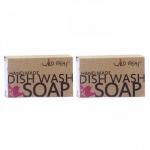 Dish Wash Bar Soap 100 Gms-Wild Ideas