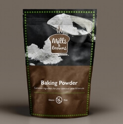 Baking Powder Double Acting 100 Gms-Mills & Browns