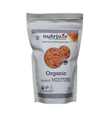 Bombay Mixture 100 Gms -Nutrivor