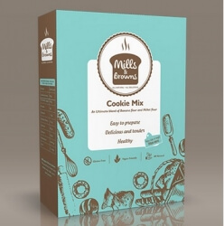 Cookie Mix 320 Gms-Mills & Browns