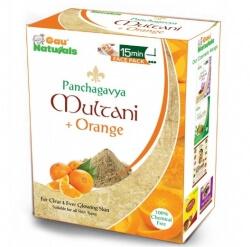 Multani Orange Face Pack 100 Gms - Gau Naturals