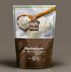 Xanthan Gum 75 Gms-Mills & Browns