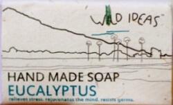 Hand Made Soap Eucalyptus 40 Gms- Wild Ideas