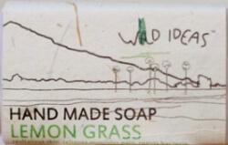 Hand Made Soap Lemongrass 100 Gms- Wild Ideas