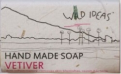 Hand Made Soap Vetiver 40 Gms- Wild Ideas
