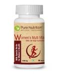 Womens Multi Vita 60 Tab - Pure Nutrition