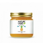 Pineapple Jam 250 Gms - Nature Land