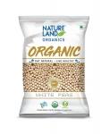 White Peas 500 Gms - Nature Land
