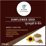 Sunflower Seeds 200 Gms - NXTGEN Ayurveda