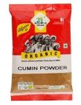 Organic Cumin Powder 100 Gms - 24 Mantra
