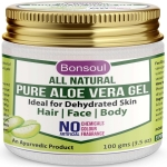 Pure Aloevera Gel 100 Gms - Bonsoul
