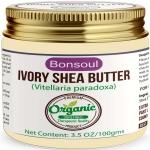 Ivory Shea Butter 100 Gms - Bonsoul