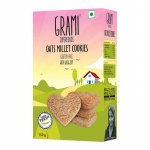 Oats Millet Cookies 150 Gms - Grami