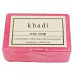 Rose Soap 125 Gms - Khadi