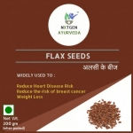 Flax Seeds 200 Gms - NXTGEN Ayurveda
