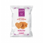 Spicy Millet Cookies 30 Gms - Grami