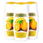 Lemon Shampoo with Extract of Tea Tree 110 Ml - Vaadi