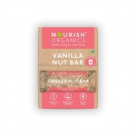 Vanilla Nut Bar 30 Gms - Nourish