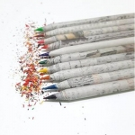 Color Pencil Bunch (7 Pc) - Vaadi