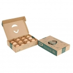 Free Range Eggs 12 Pcs - Farm Made