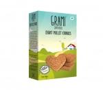 Eight Millet Cookies 150 Gms - Grami