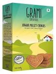 Jowar Millet Cookies 150 Gms - Grami