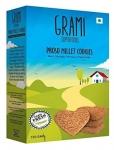 Proso Millet Cookies 150 Gms - Grami