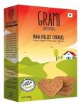 Ragi Millet Cookies 150 Gms - Grami