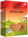 Spice Millet Cookies 150 Gms - Grami