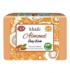 Almond Body Wash 125 Gms - Khadi