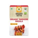 Tandoori Masala 100 Gms - Organic Tattva
