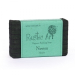 Neem Soap 100 Gms - Rustic Art