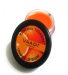Orange Lip Balm 10 Gms - Vaadi