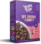 Dark Chocolate Cranberry 40 Gms - Yoga Bar