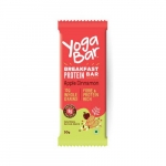 Apple Cinomon Bar 50 Gms - Yoga Bar
