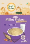Little Millet Flakes 250 Gms - Health Sutra