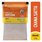 Channa Sattu 250 Gms - Pro Nature