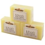 Saffron Body Wash 125 Gms - Khadi