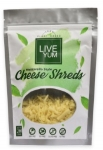 Mozzarella Cheese Shreds 200 Gms - Live Yum