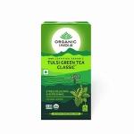Tulsi Green Tea 25 Bags - Organic India