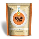 Natural Rock Salt 500 Gms - Organic Tattva