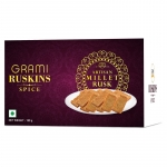 Artisan Millet Rusk Spice 180 Gms - Grami