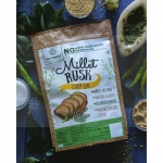 Millet Rusk With Curry Leaf 75 Gms -Nutribee