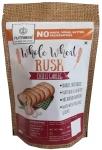 Wheat Rusk Chilli Garlic 75 Gms - Nutribee