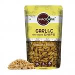 Garlic Chips 30 Gms - Snackwise