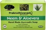 Neem Aloe Vera 100 Gms - Prakruthivanam
