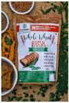 Wheat Rusk Moringa Leaf 100 Gms - Nutribee
